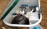 attrezzatura per piscine