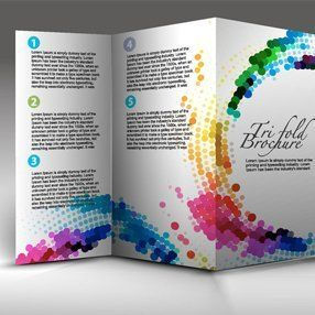 leaflets and flyers