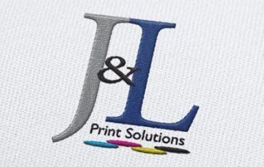 J & L Print Solutions logo