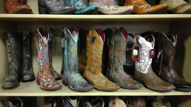 Cowboy and Work Boots