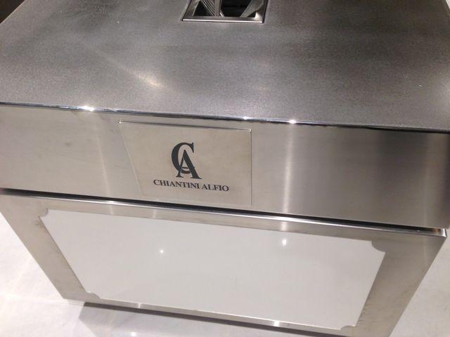 dei fornelli per cucine professionali