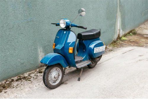 moto-VESPA PK 4 MARCE-AM MANUALE