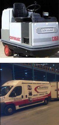 C85B Comac equipment