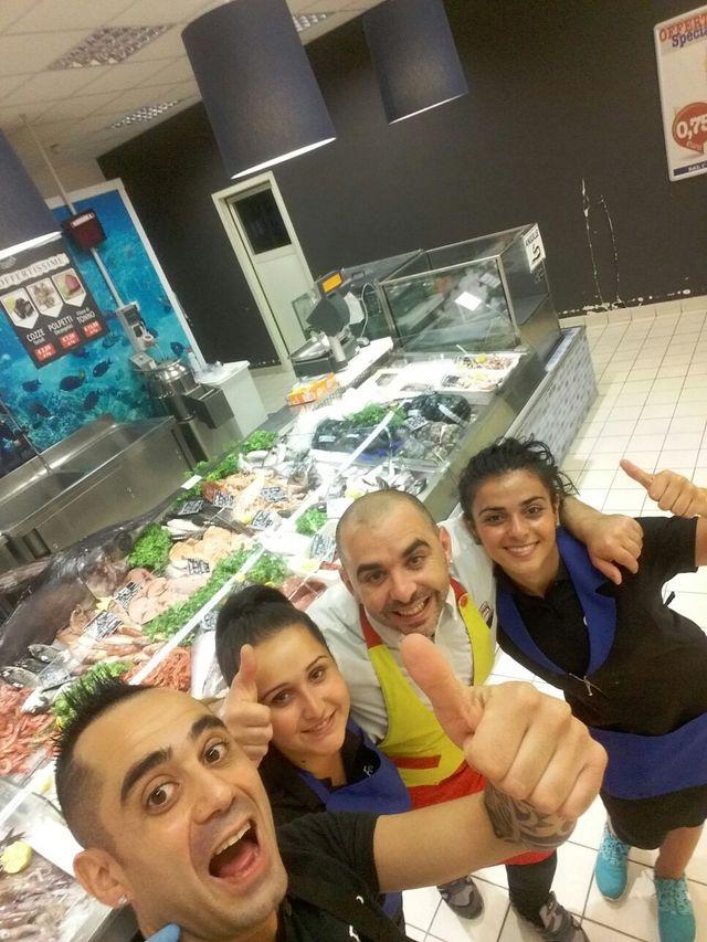 Staff Pescheria Nemo a Tortolì