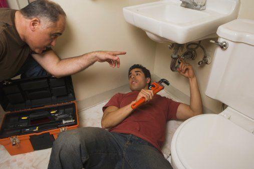 l'installazione e manutenzione degli impianti idraulici