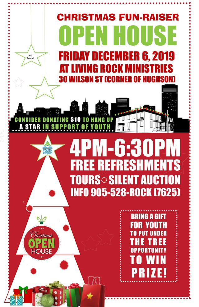 Christmas Open House.Christmas Open House