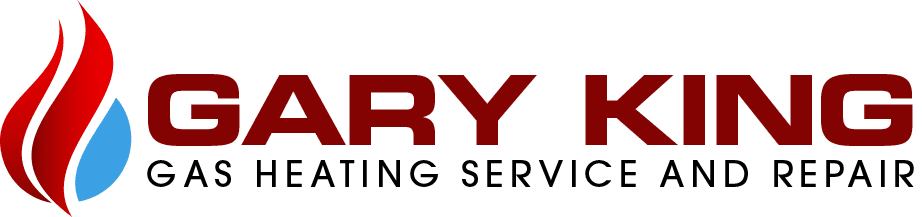 Gary King Gas Heating Service and Repair logo