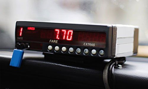 Taximeter installations Scarborough | ACCE