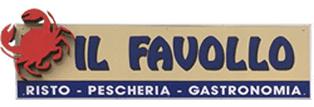 IL FAVOLLO RISTO-PESCHERIA - LOGO