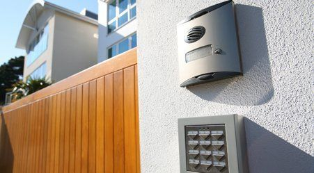 Audio entry systems