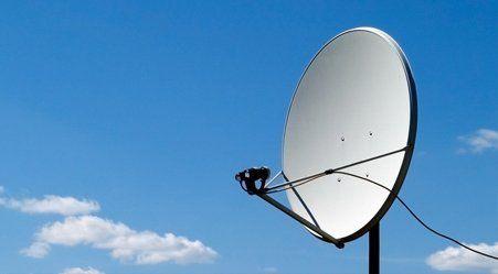 Sky satellite points
