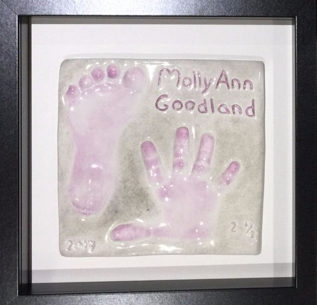 Baby Hand & Footprints
