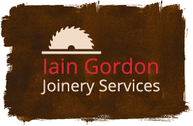 Iain Gordon Joinery Services logo