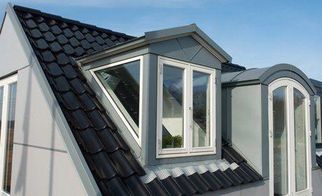 Dormer windows fitted