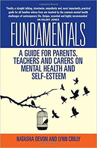 cover of Fundamentals: A Guide for Teachers & Parents on Mental Health and Self-Esteem