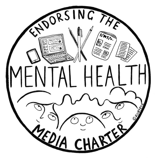 Natasha Devon Mbe The Mental Health Media Charter