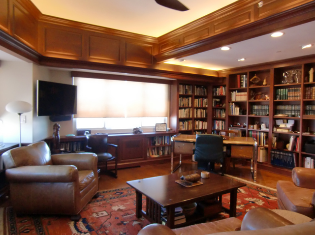 Custom Crafted Libraries Home Offices Odhner Fine