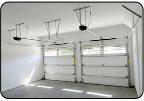 Automated Garage Doors And Gates With Automatic Door