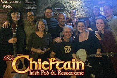 live irish music San Francisco, CA