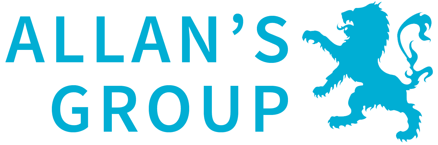 Allan's Group Logo