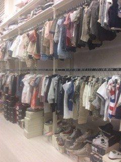 abbigliamento bambini banco baby