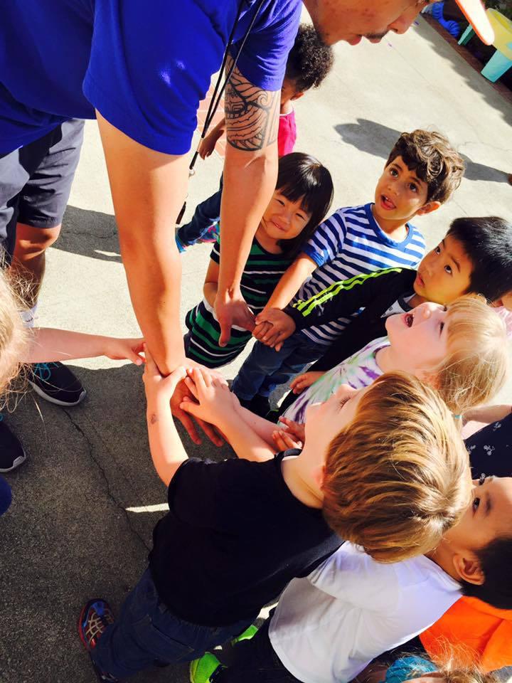 Kids & Teacher for Transitional Kindergarten, San Francisco CA