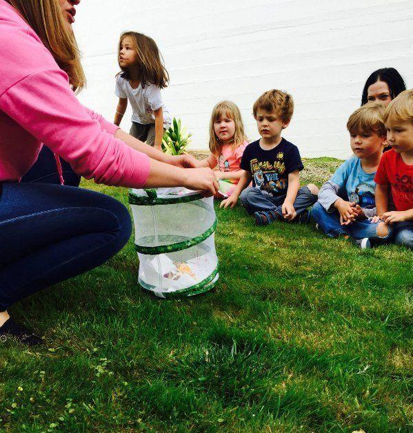 Outdoor Preschool, Daycare Center in Novato CA