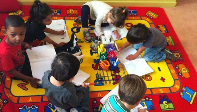 Language Immersion Preschool Center in Novato CA