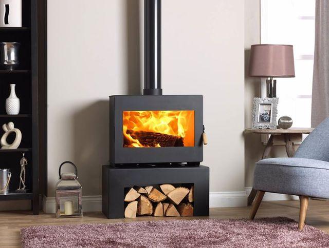 World's Most Efficient Wood Burner   Crown Fireplace Centre