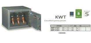 una cassa forte KWT