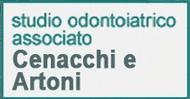 STUDIO ASSOCIATO ODONTOIATRICO CENACCHI E ARTONI - LOGO