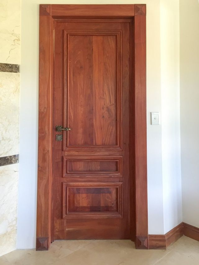 Custom made doors door wooden doors front door pretoria for Wood doors south africa