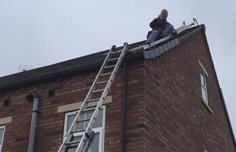 Emergency Roof Repairs Across Lisburn And Greater Belfast