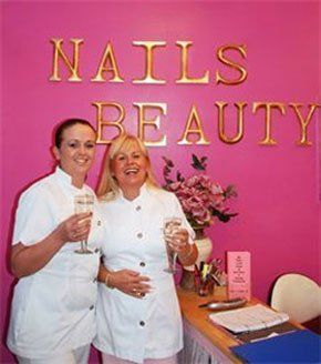 Nail clinics - Chester, Cheshire - 1st 4 Nails - Unisex nail care - Staff