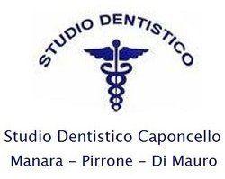 STUDIO DENTISTICO CAPONCELLO MANARA PIRRONE_logo