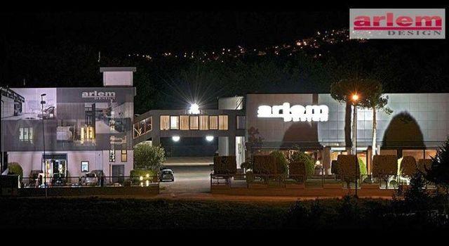 Sede Show-room Arlem Design a Termoli