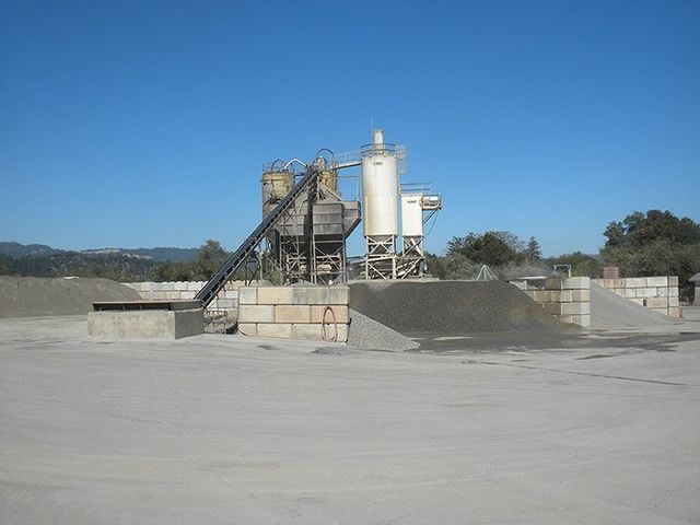 Ready-Mix — St  Helena, California — Harold Smith & Son, Inc