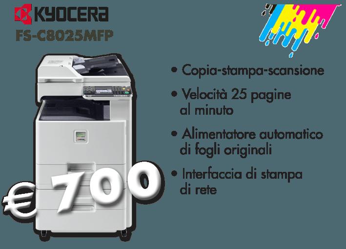 Kyocera FS-C8025