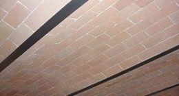 soffitto in mattone