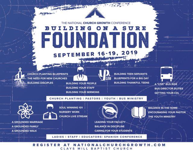 8 Conferences