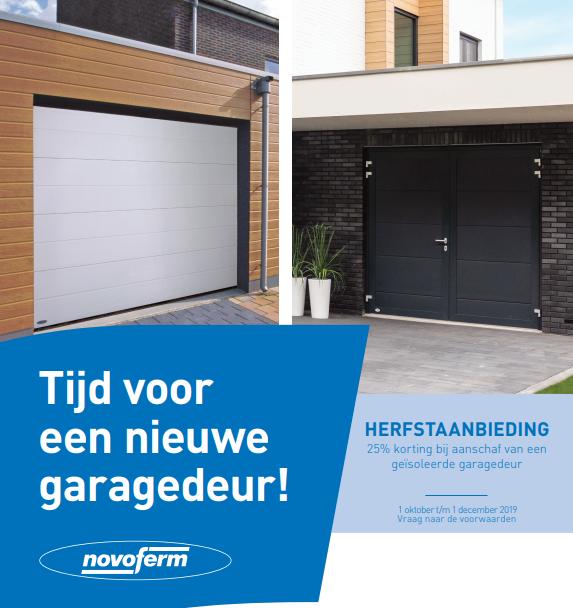 Garagedeuren Van De Wetering