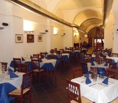 il ristorante, alta cucina, cene e cerimonie