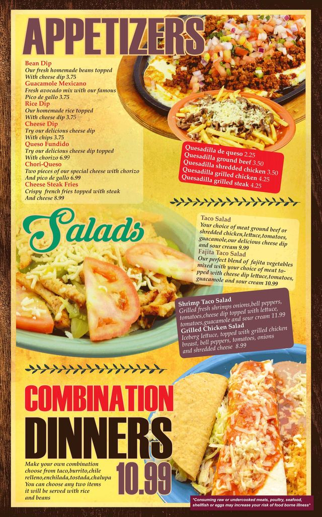 Menu be sure to ask your server about our daily specials click here to download pdf menu forumfinder Images
