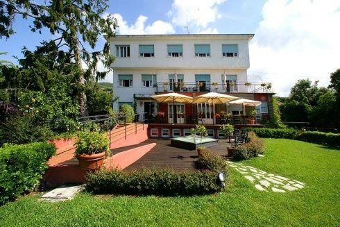 Casa di Riposo Villa Ilia e giardino