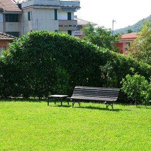 giardino villa ilia