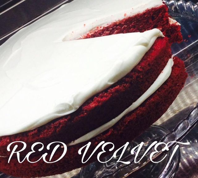 Torta Red velvet a Gallarate