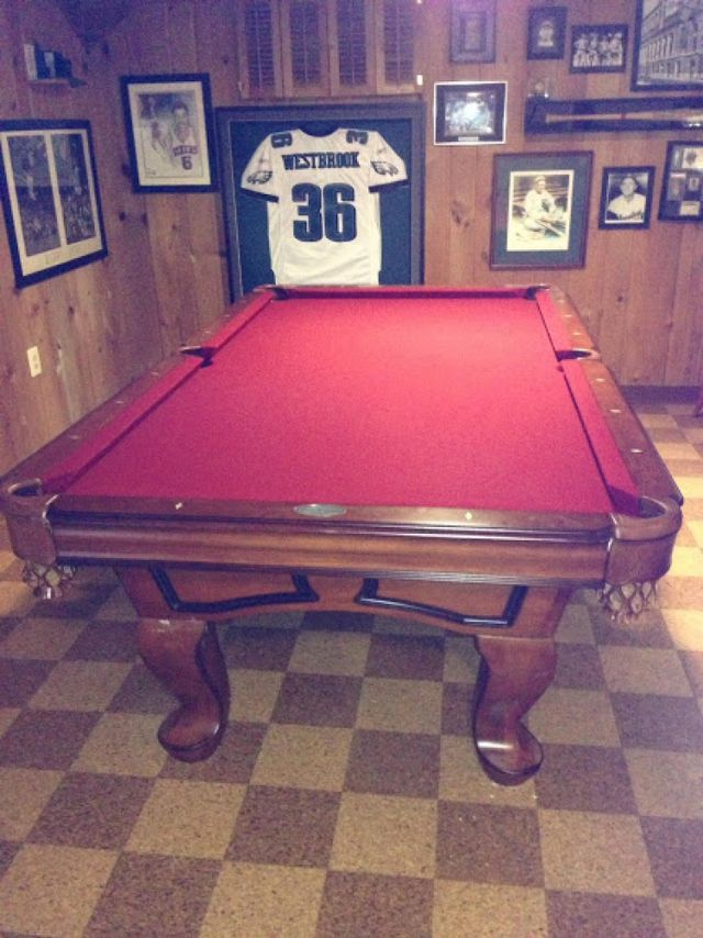 Pool Table Disassembly And Reassembly Experienced Professionals - Pool table repair maryland