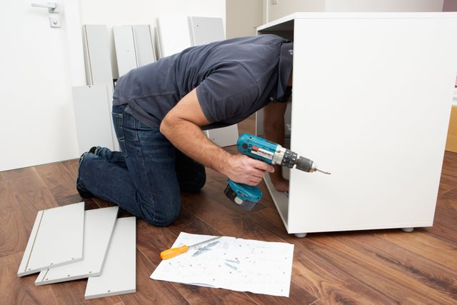 Home Furniture Disassembly Services in DC MD VA