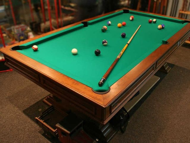 Pool Table Disassembly and Reassembly Service in DC MD VA