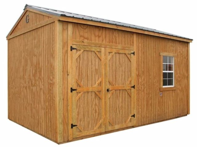 16x32 Shed For Sale